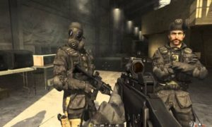 Call Of Duty 4 Modern Warfare 1 Free download for pc full version