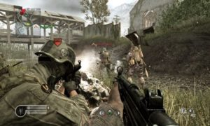 Call Of Duty 4 Modern Warfare 1 PC Game Full version
