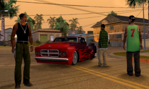 Grand Theft Auto San Andreas PC Game Full version