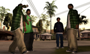 Grand Theft Auto San Andreas game download