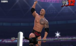 WWE 12 PC Game Full version