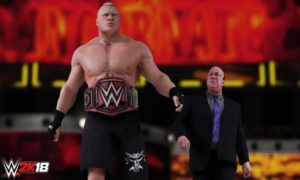 WWE 2k18 Free download for pc full version