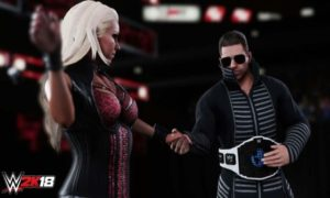 WWE 2k18 Game Download for pc