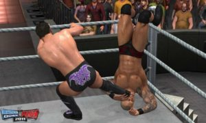 WWE Smackdown Vs Raw 2011 Game Free download for pc