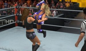 WWE Smackdown Vs Raw 2011 PC Game Full version