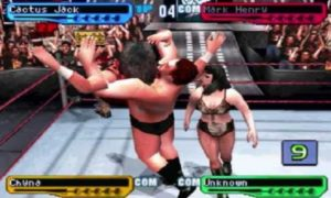 WWF Smackdown 2 Know Your Role Game Download for pc