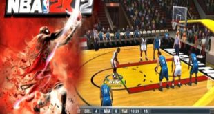 nba 2k12 Free download for pc full version