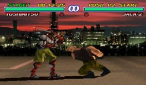 tekken 2 Game Free download for pc