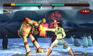 tekken 5 PC Game Full version