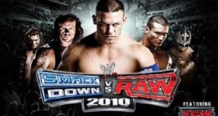 wwe smackdown vs raw 2010 Free download for pc full version