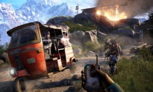 Far Cry 4 Free download for pc full version