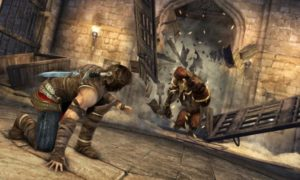 Prince of Persia The Forgotten Sands PC Game Full version