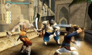 Prince of Persia The Sands of Time Game Free download for pc