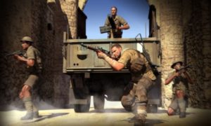 Sniper Elite 3 Game Free download for pc