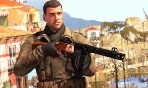 download Sniper Elite 4 game for pc