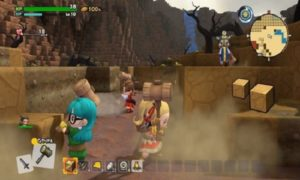 Dragon Quest Builders 2 game for pc