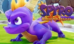 Spyro Reignited Trilogy game