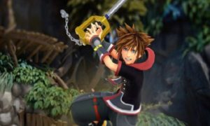 kingdom hearts 3 game for pc