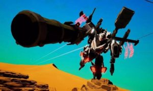 Daemon X Machina pc download