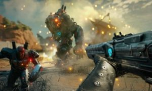 Rage 2 game for pc