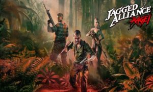 Jagged Alliance Rage game download