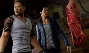 Sleeping Dogs game for pc