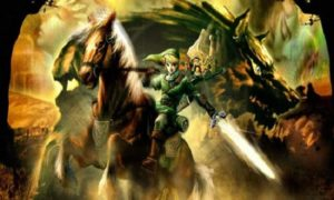 The Legend of Zelda game for pc