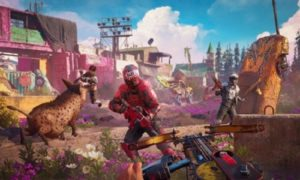 Far Cry New Dawn game for pc