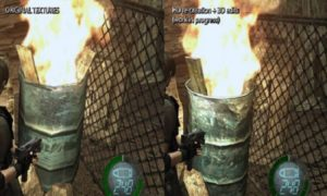 Resident Evil 4 game for pc