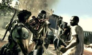 Resident Evil 5 game for pc