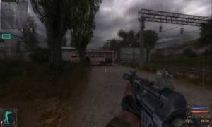 s.t.a.l.k.e.r shadow of chernobyl game for pc