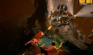 Deep Rock Galactic for pc