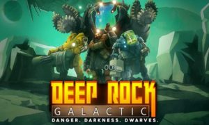 Deep Rock Galactic game download