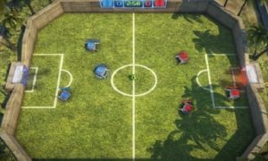 Robot Soccer Challenge game free download for pc full version