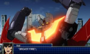 Super Robot Wars T game for pc