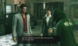 Yakuza Kiwami game free download for pc full version