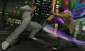 Yakuza Kiwami pc game full version