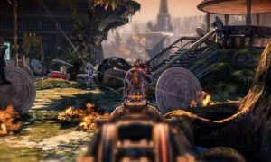 Bulletstorm game for pc