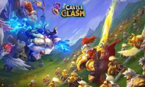 Castle Clash game download