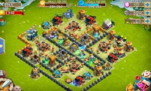 Castle Clash game free download for pc full version