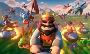 Clash Royale pc game full version