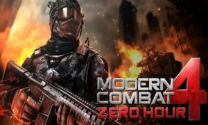 Modern Combat 4 Zero Hour game download