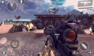 Modern Combat 4 Zero Hour game for pc