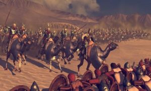 Total War Rome II for pc