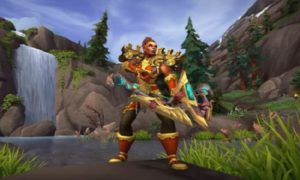 World of Warcraft game for pc