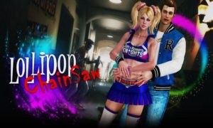 Lollipop Chainsaw game download