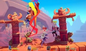 Brawlout game for pc