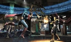 Injustice Gods Among Us game free download for pc full version