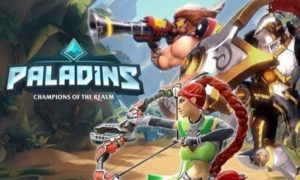 Paladins game download