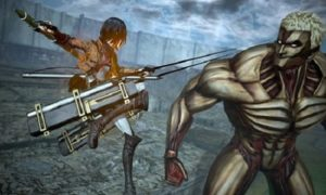 Attack on Titan 2 Final Battle game for pc